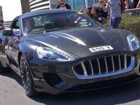Video: Aston Martin DB9 Based-Vangeance by Kahn Design Cruises the Streets of Monaco