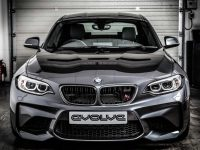 BMW M2 GTS by Evolve Automotive Looks Pretty Mighty