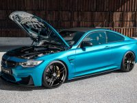 BMW M4 with Competition Package Gets More Power from…G-Power