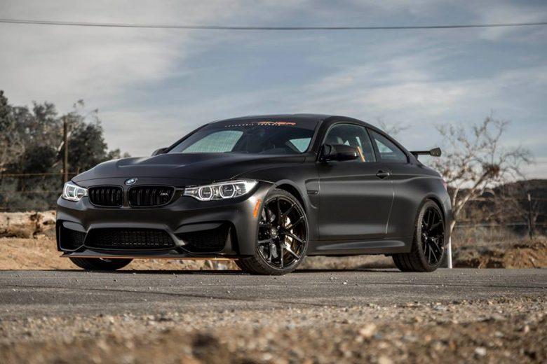Vorsteiner Dresses-Up BMW M4 GTS with Standout Wheels
