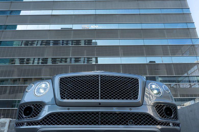 Bentley Bentayga Looks Smashing on ADV.1 Wheels