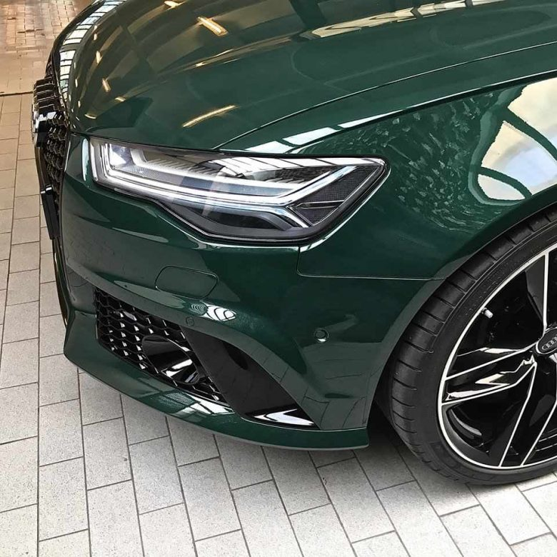 Photo Session: Goodwood Green Audi RS6 Exclusive Breaks Cover