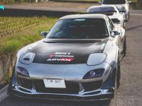 US: Mazda RX-7 Packs Standout Widebody Kit