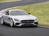 Mercedes-AMG GT Gets Power Kit from Luethen Motorsport