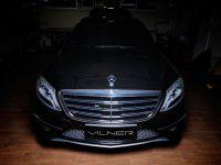 Mercedes-AMG S63 Gets Luxurious Interior Tweaks from Vilner