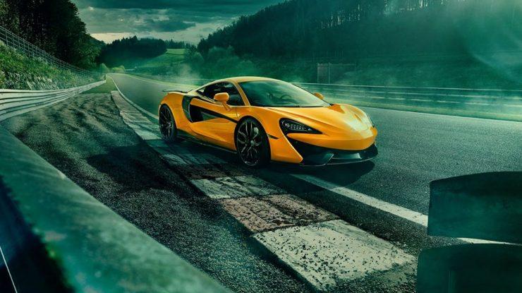 Novitec McLaren 570S Gets Official Video