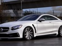 Mercedes S63 Coupe with Wald International Styling, Installation by SR Auto Group