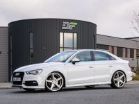 This Is DF Automotive`s Latest Wheel Package on Audi A3 Sedan