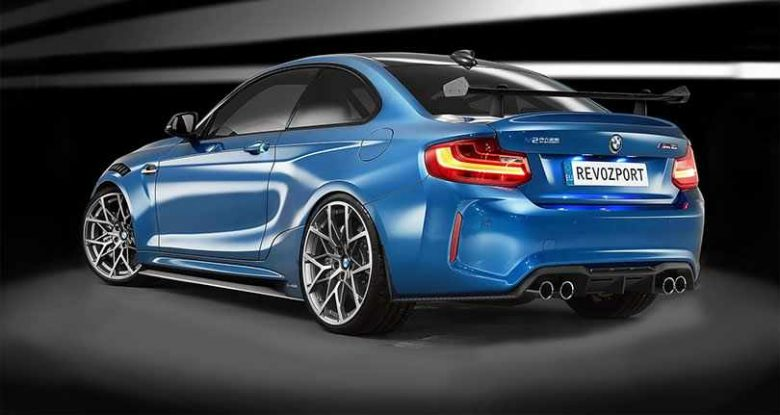 BMW M2 Coupe with Full Upgrade Package by RevoZport