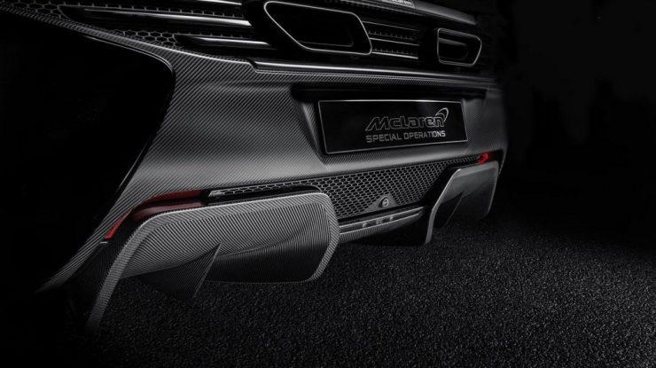 McLaren 12C & 650S with MSO Accessories
