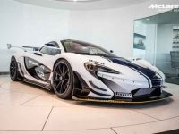 Custom-built McLaren P1 GTR Could Be Yours for Hefty Price