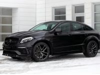 Mercedes GLE 350d Coupe by TopCar Gets Official Price