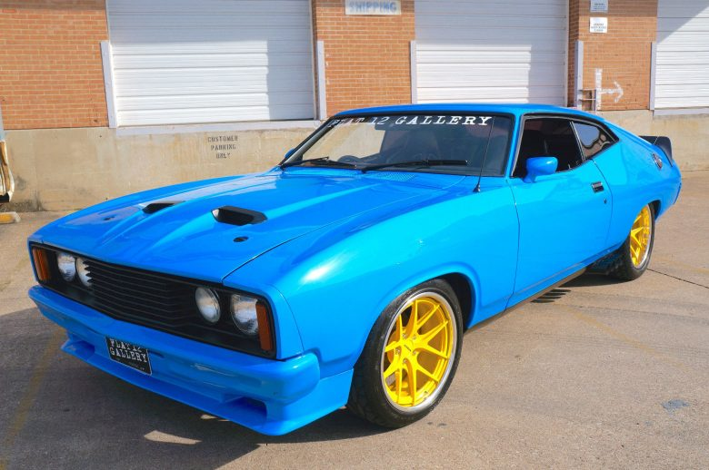 1976 Ford Falcon Coupe Is Up for Grabs on eBay