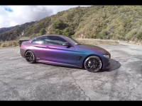 Modified BMW 435i Gets Tested by Smoking Tires