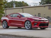 Chevy Camaro Receives Power Boost from SVE, Also Gets Styling Highlights