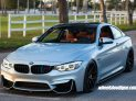 F82 BMW M4 Sits on HRE Wheels, Customizations by Wheels Boutique