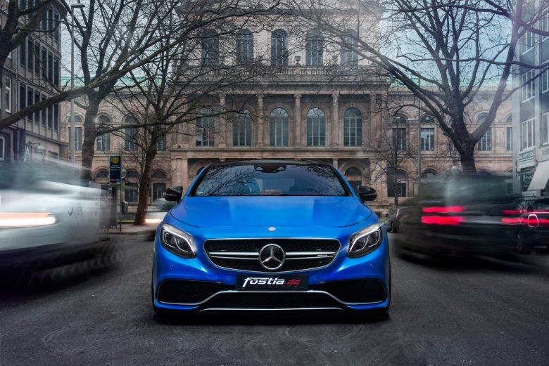This Is Fostla`s Most Powerful Mercedes-AMG S63 Coupe ever Created