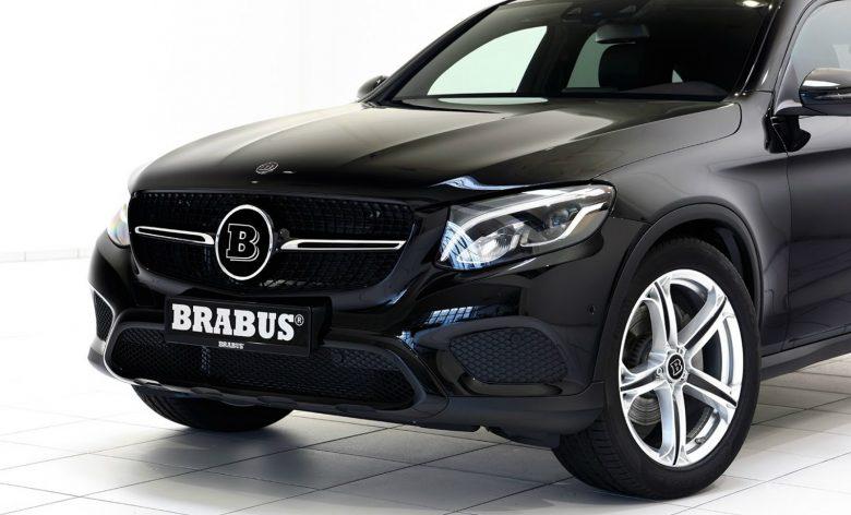 mercedes benz glc glc coupe by brabus are more appealing. Black Bedroom Furniture Sets. Home Design Ideas