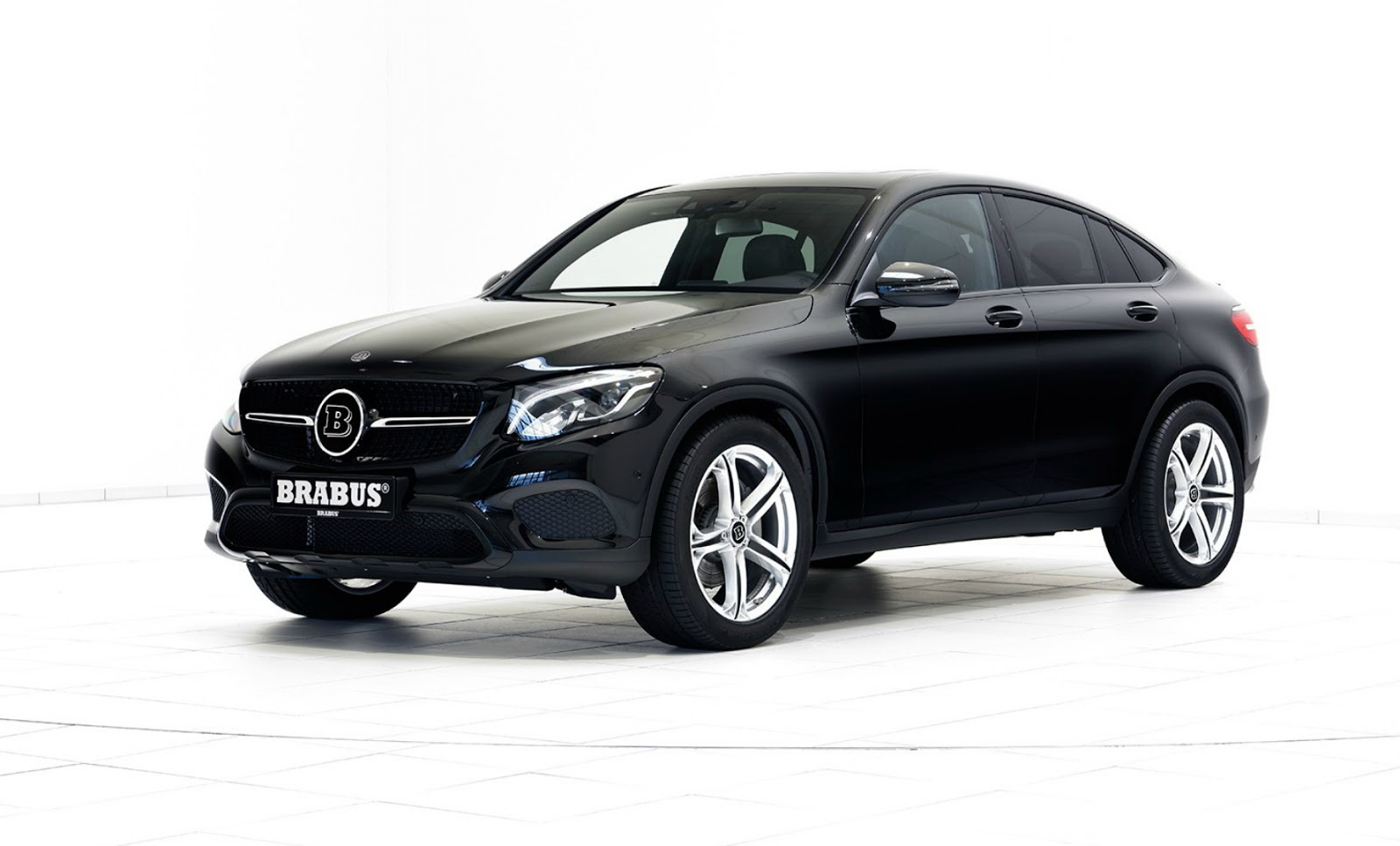 mercedes benz glc glc coupe by brabus are more appealing and powerful carz tuning. Black Bedroom Furniture Sets. Home Design Ideas