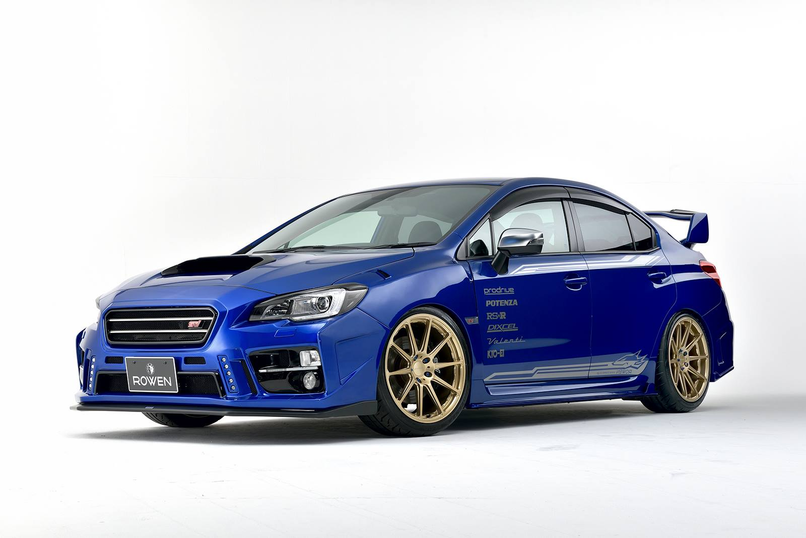 this is rowen s magnificent subaru wrx sti racer carz tuning. Black Bedroom Furniture Sets. Home Design Ideas