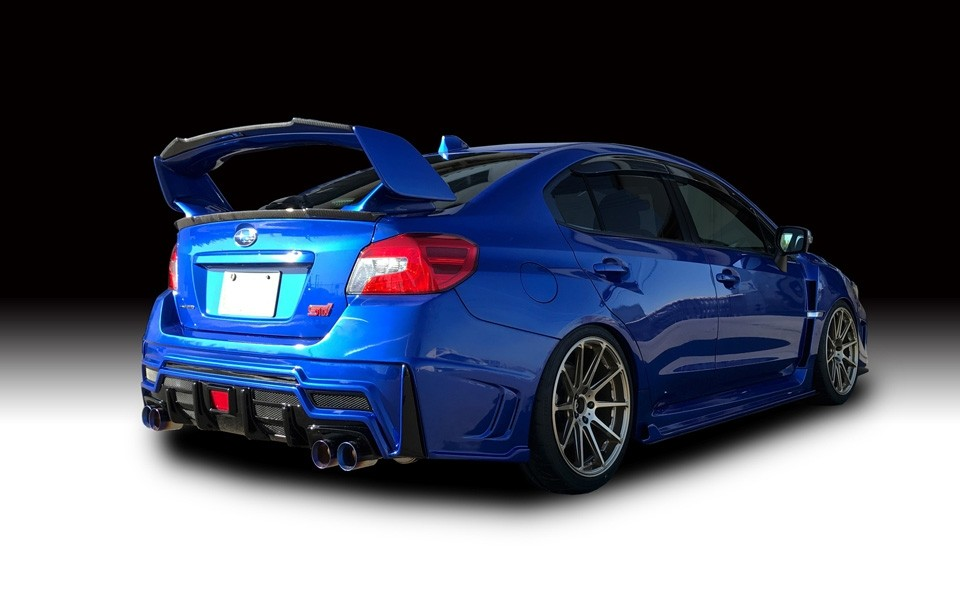 This Is Rowen`s Magnificent Subaru WRX STI Racer | Carz Tuning