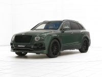 Verdan Green Bentley Bentayga SUV with Full Aero Package by Startech