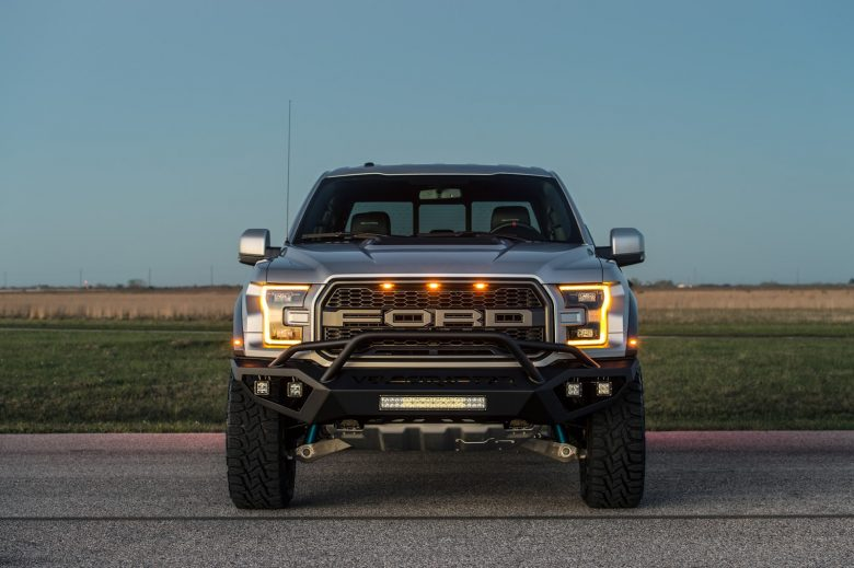 This Hennessey`s Brand-New 2017 Ford F-150 Velociraptor