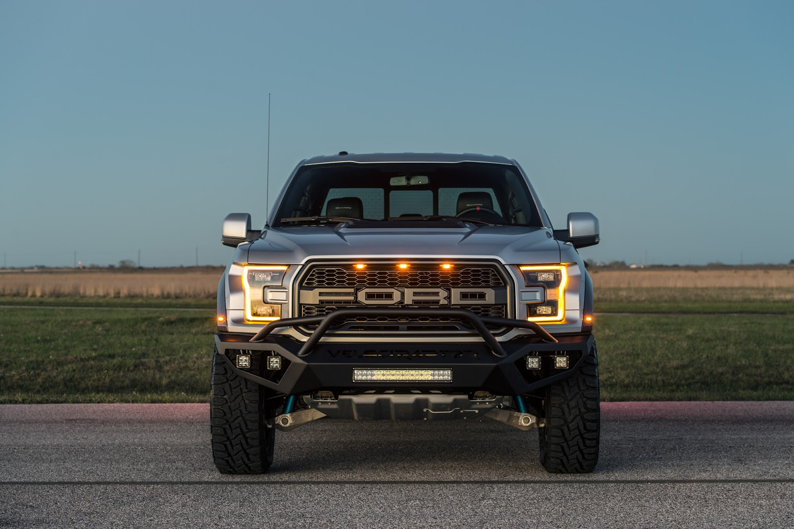 This Hennessey S Brand New 2017 Ford F 150 Velociraptor