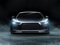 Audi R8 V10 Plus Packs Wide-Body Kit by Vorsteiner