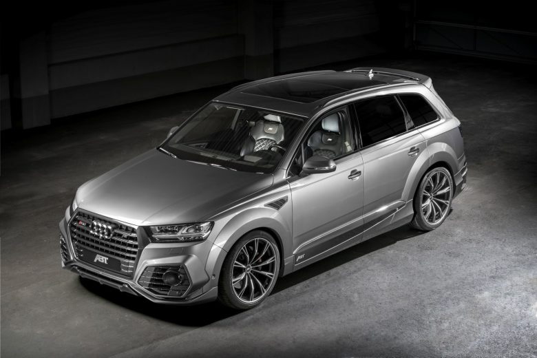 ABT Sporstline Powers-up Audi SQ7 for Geneva Motor Show