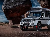 Brabus Brings G550 Adventure 4×4 at 2017 Geneva Motor Show