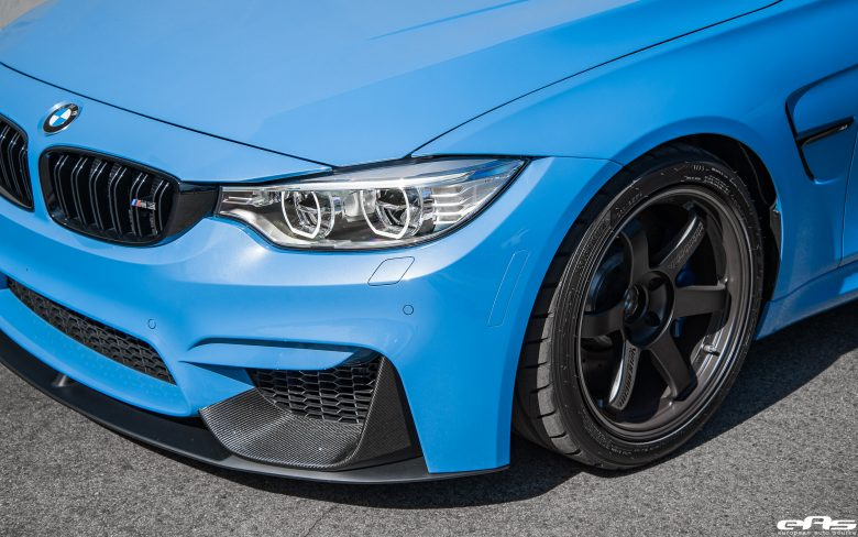Yas Marina F80 BMW M3 M Performance with Gorgeous Wheels