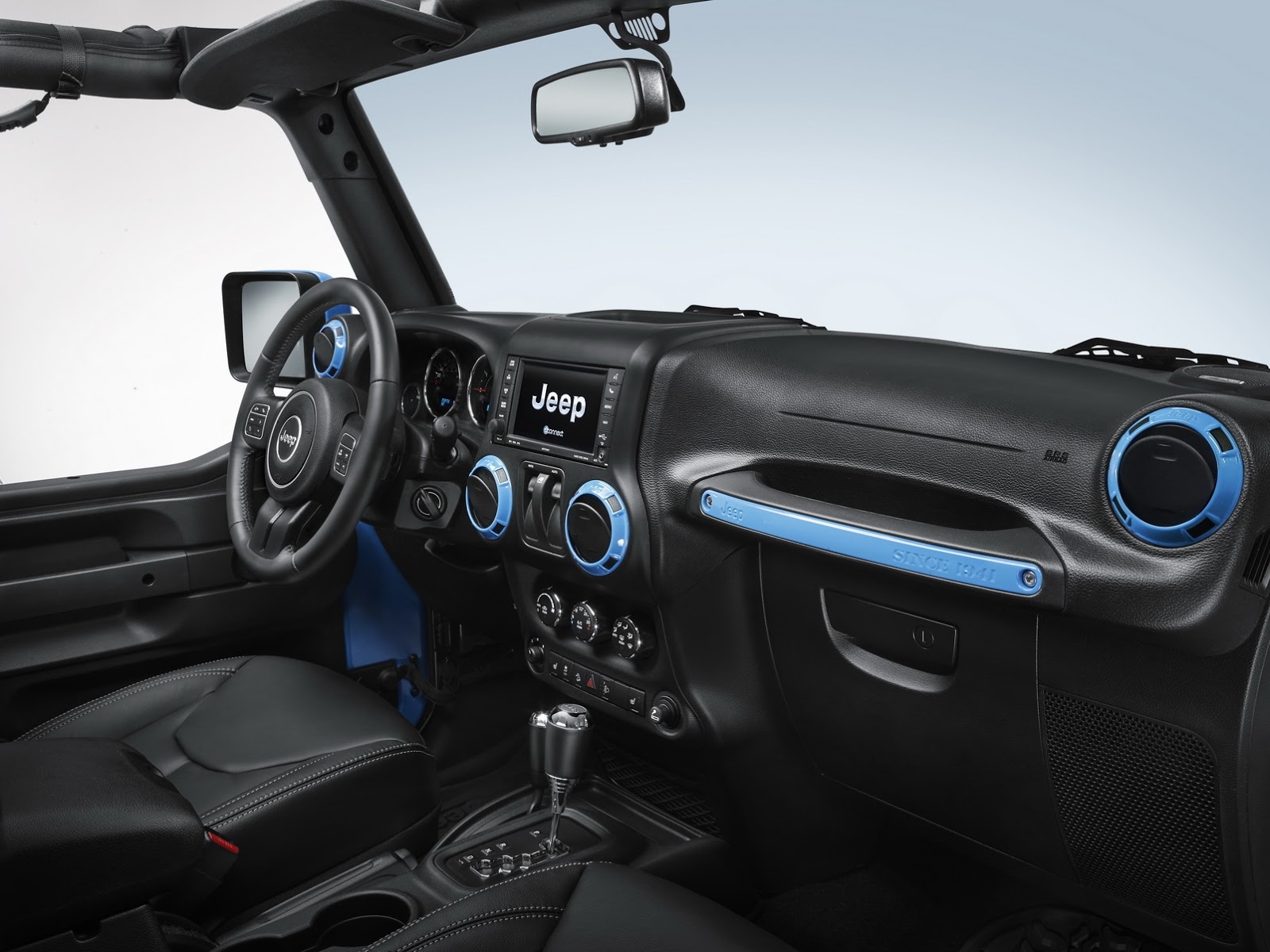 Jeep Wrangler Rubicon With Mopar Accessories Arrives In