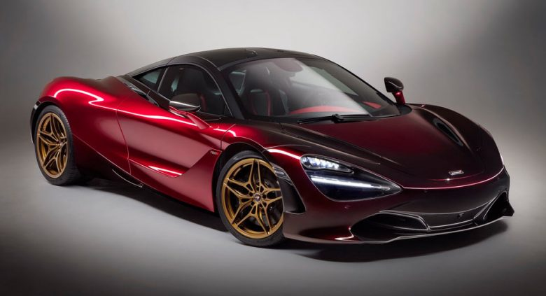 McLaren 720S Velocity by MSO Pops-Up at 2017 Geneva Motor Show