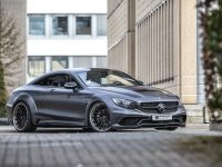 Mercedes-Benz S-Class Coupe Looks Dangerous with Prior-Design`s Wide PD75SC Body Kit