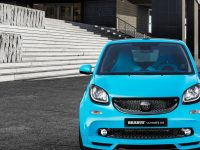 Brabus Previews Custom Smart ForTwo Cabrio ahead Geneva