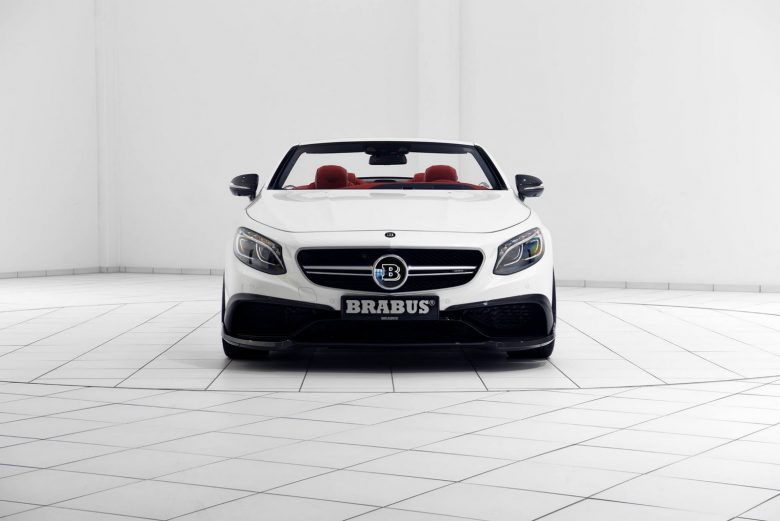 Brabus 850 Cabrio Is One Fast Bastard