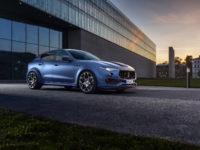 This Is Novitec`s Final Approach on the Maserati Levante with Esteso Wide Body Kit