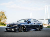 This Liberty Walks` Take on Mercedes-AMG C63 Sedan & Coupe