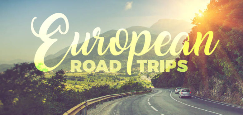 The ultimate driving roads in Europe