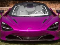 """Fux Fuchsia"" McLaren 720S by MSO Presented ahead Pebble Beach"