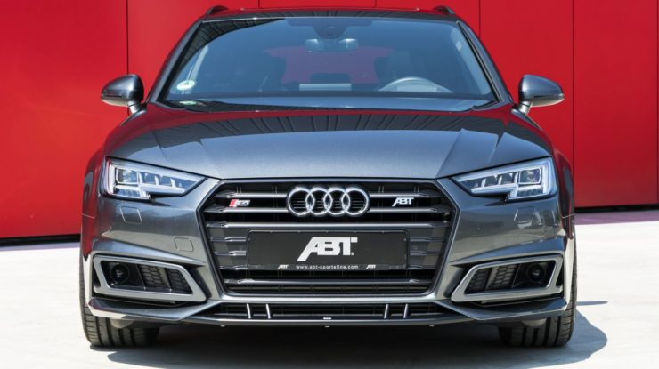Audi S4 Avant by ABT Sportsline Looks Fresh with the New Body Kit