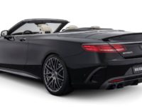 Video: Brabus Rocket 900 – The Most Powerful Cabrio in the World
