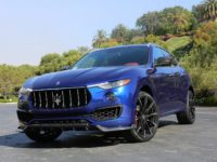 Maserati Levante Looks Fancier with Carbon-Fiber, Courtesy of Larte Design