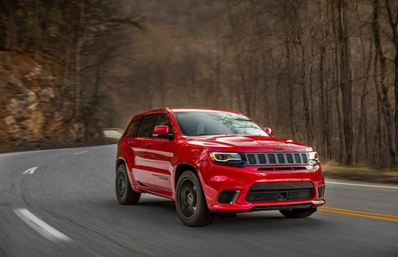 Power Kit: Jeep Trackhawk by Hennessey Performance Runs like Hell