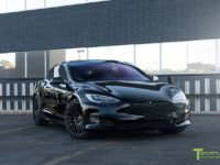 Video: This Is T Sportline`s New Take on Tesla Model S P100D
