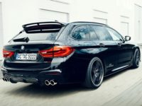 AC Schnitzer Upgrades 2018 BMW 5-Series with Aero Kit and ECU Remapping, Details in Video