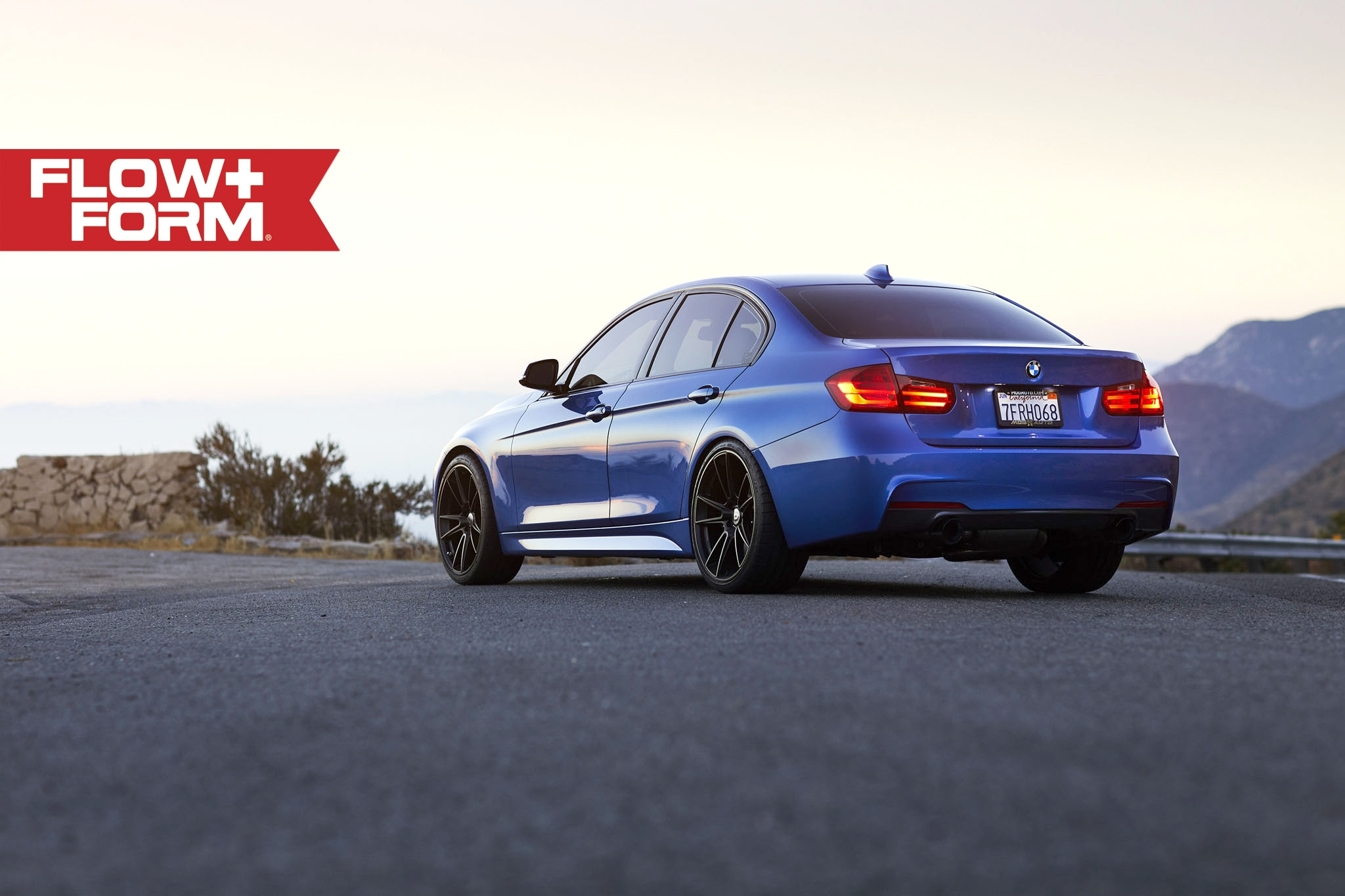 This Is Bmw F30 350i On Hre Wheels Carz Tuning