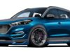 This Is Vaccar`s Astonishing Hyundai Tucson Sport Concept Taking Off at 2017 SEMA Show, Next Week