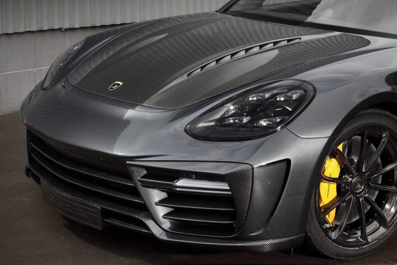 2017 Porsche Panamera Stingray GTR by TopCar Looks Insane with Carbon Fiber Aero Kit, Price Announced
